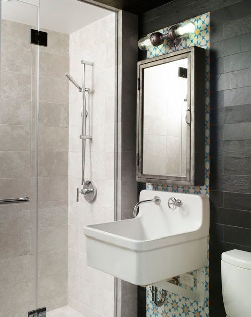 Small but modern bathroom design ideas viral pictures of for Bathroom remodel in 3 days