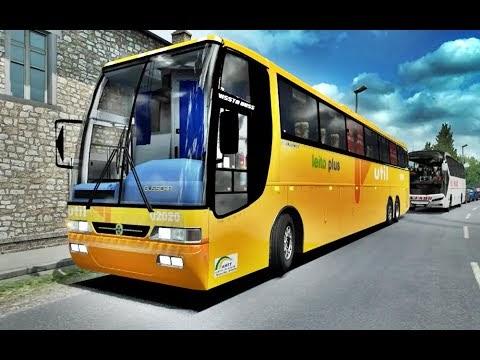 ETS2 1.37 Çalışan Busscar Vissta 6x2 Otobüs Modu İndir 2020