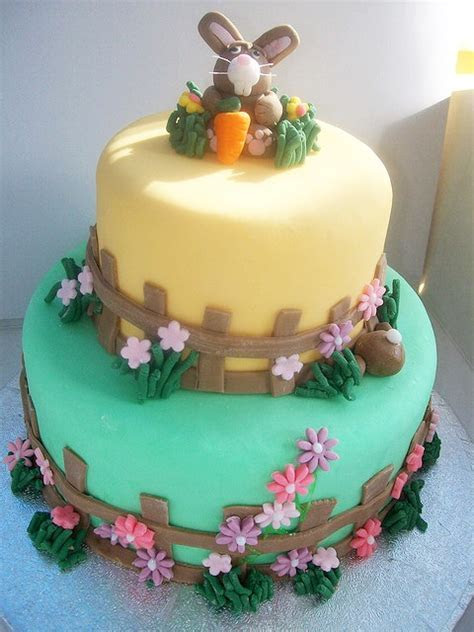 Top 17 Easter Cake Decor Designs ? Cheap & Easy Idea For