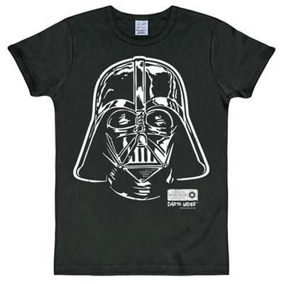 Camiseta Star War - Darth Vader