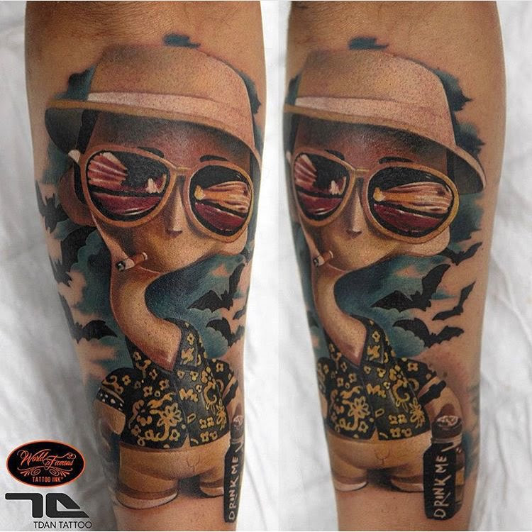 Las Vegas Cool Turtle Tattoo Best Tattoo Ideas Gallery