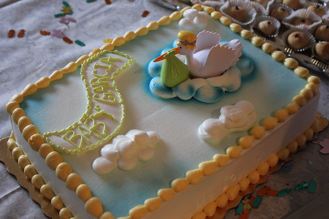 Sally's Baby Shower
