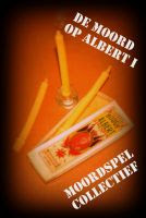 Cover for 'De Moord op Albert I'