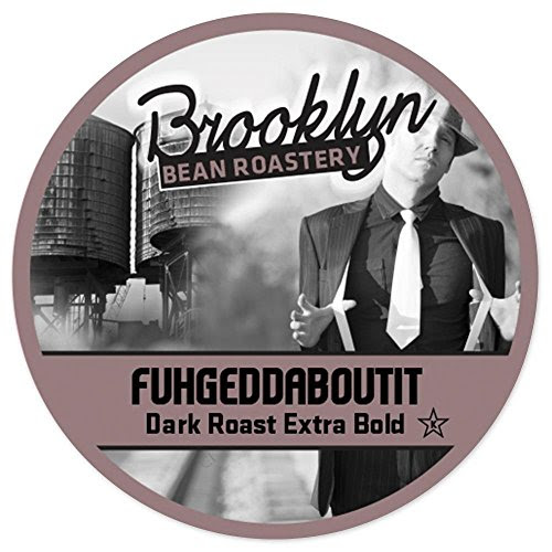 Brooklyn Beans Fuhgeddaboutit Single Cup 24Ct 2.0 compatible