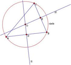 Remarkable Points And Straight Lines In A Triangle Geometric