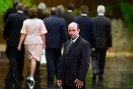 El ex vicepresidente Carlos Lage, en una imagen de 2007. (AFP)