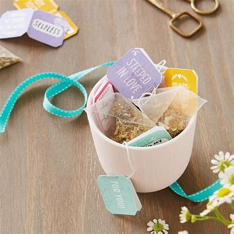 DIY Mother?s Day Tea Printable   Hallmark Ideas & Inspiration