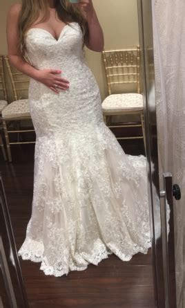Allure Bridals Wedding Dresses For Sale   PreOwned Wedding