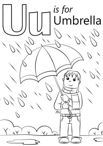 910 Top Umbrella Coloring Pages For Adults Pictures
