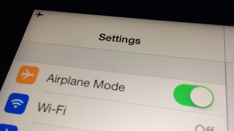 airplane mode find something - HD1281×853