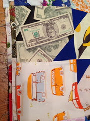 money, VW vans