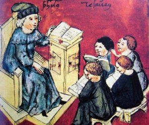 Sobre educação e política: idade média aqui e agora