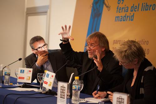 Jostein Gaarder en Madrid