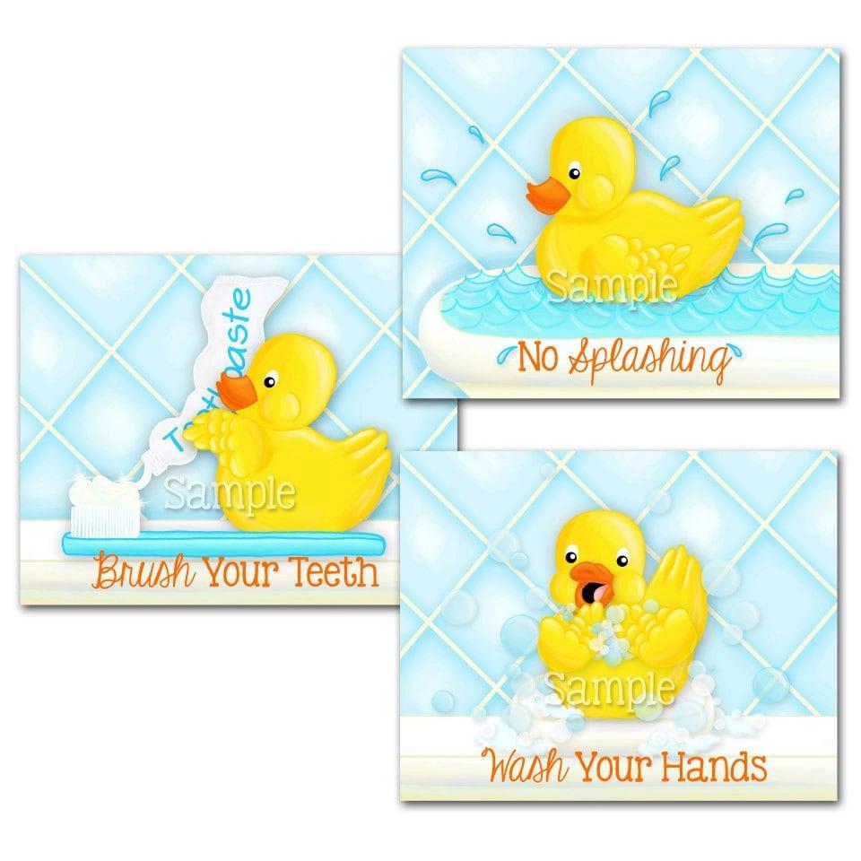 Duck Bathroom Decor Dream Bathrooms Ideas