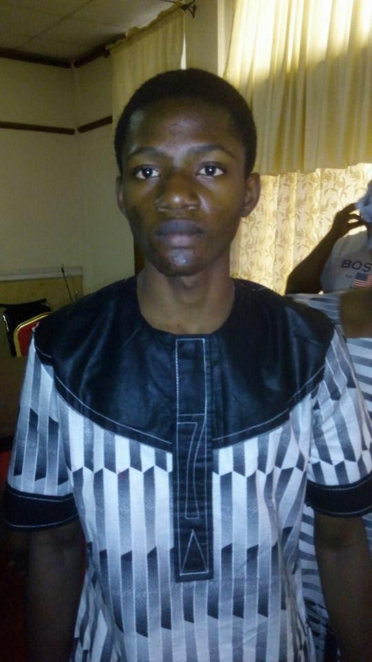 Best Nigerian Student in NECO