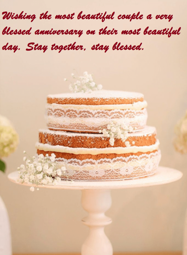 Happy Marriage Anniversary Wishes Cake Images Best Wishes