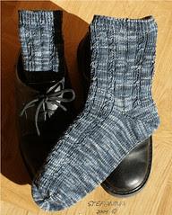J-J socks