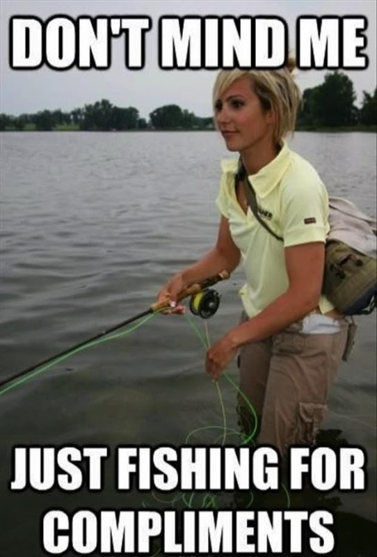 Funny Fishing Quote Quote Number 694874 Picture Quotes
