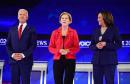 For Biden VP, Black Democrats are torn between Harris and Warren