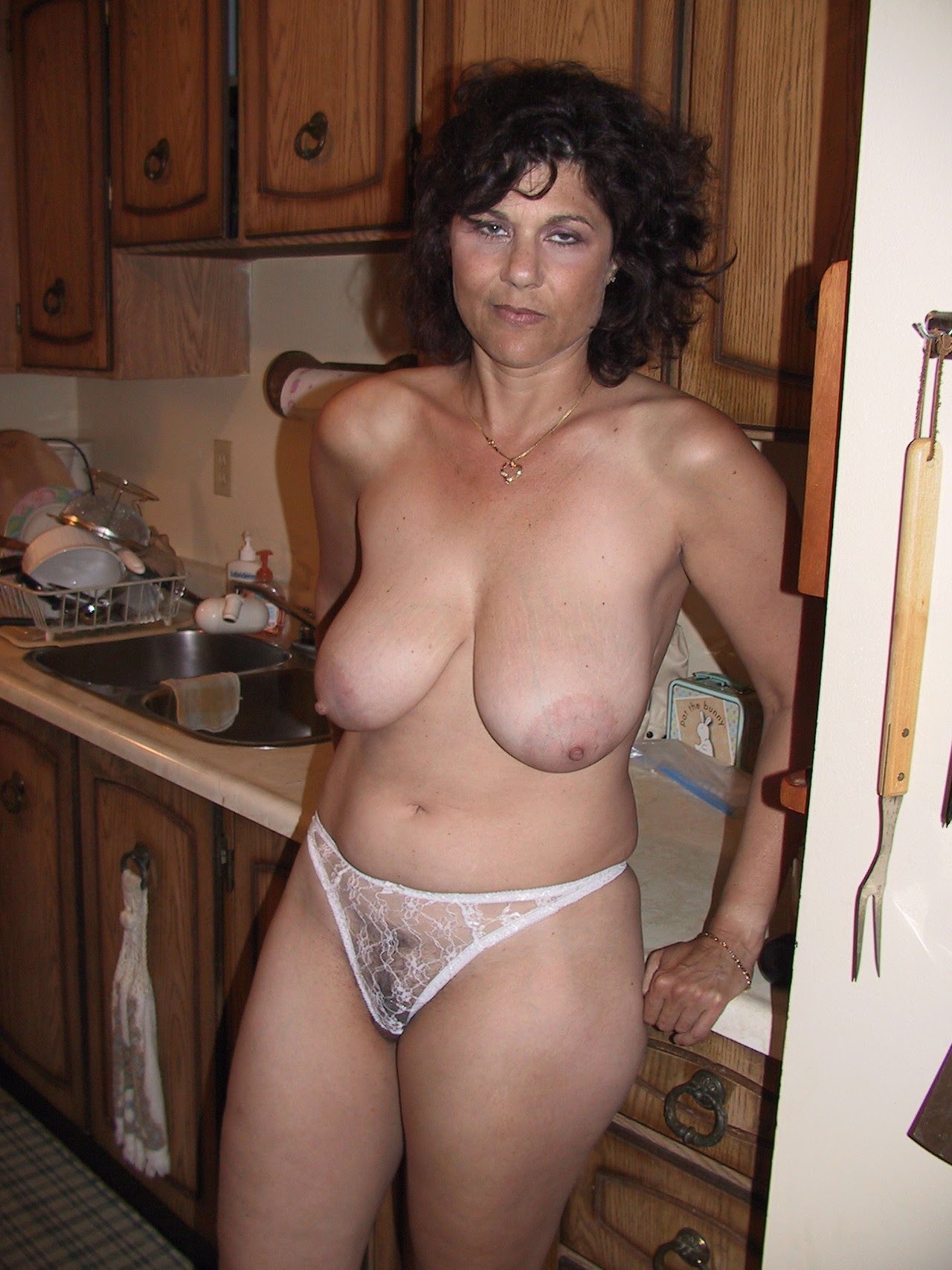 Mature British Big Tits