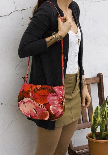 the poppy purse