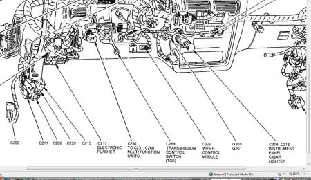 Fuse Box Location On 2002 Ford Explorer - Wiring Diagram