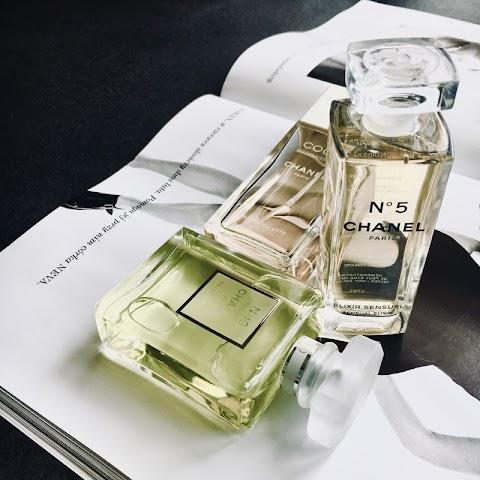 3 świetne zapachy Chanel na wiosnę