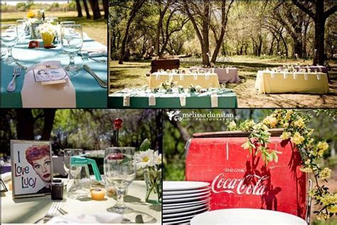 KD Event Designs: 1950's Inspired Wedding ~ Katie   Jim