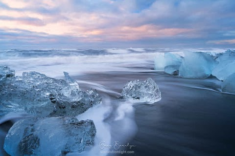 The Ice Beach by Greg Boratyn