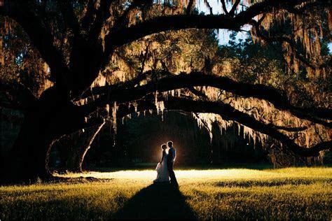 Magnolia Plantation wedding of Ashley & Danil Charleston SC
