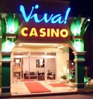 Front of Viva! Casino in Kyrenia, Cyprus