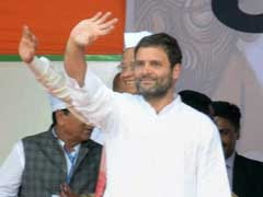 Rahul Gandhi Launches Poll Campaign In Assam, Says BJP Spreading Hatred