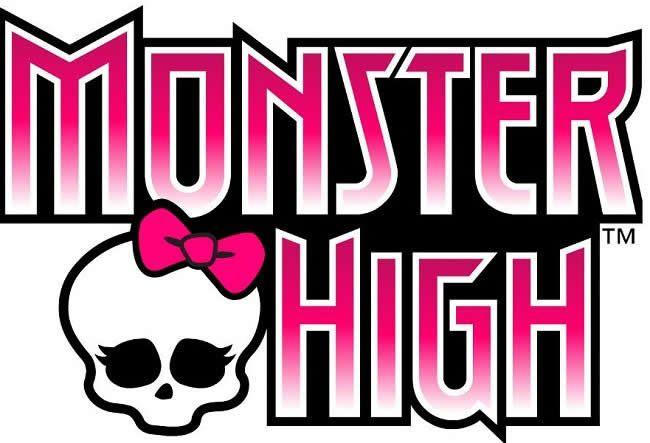 Monster High Scrapbooking Digital Iii Logos Y Calaveras