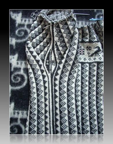 Sleeve gusset by Asplund