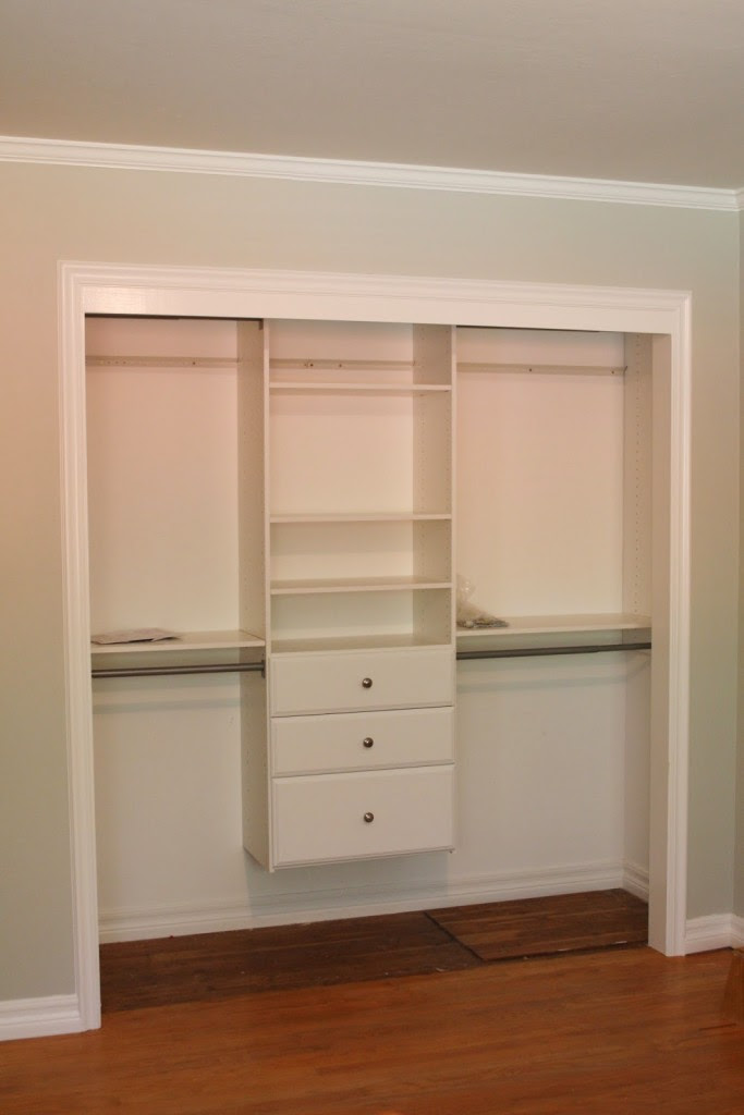Closet Organization Made Simple By Martha Stewart Living At The Home