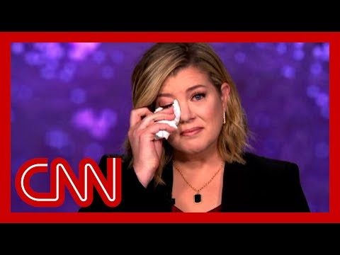 Brianna Keilar breaks down on live TV over coronavirus losses