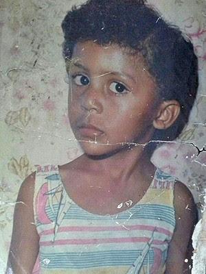 O médico Cícero Pereira Batista, de Brasília, quando criança (Foto: Cícero Pereira/Arquivo Pessoal)