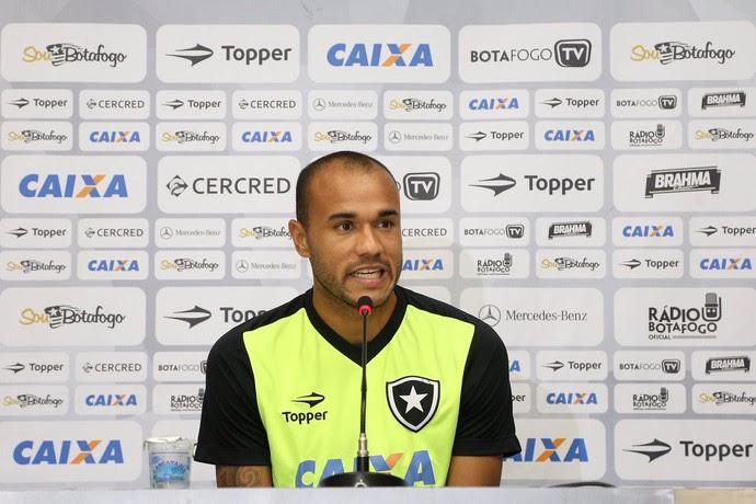 Roger, Botafogo (Foto: Vítor Silva/SSPress/Botafogo)