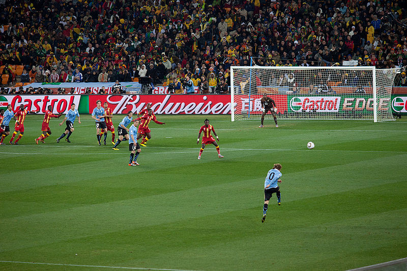 File:FIFA World Cup 2010 Uruguay Ghana3.jpg