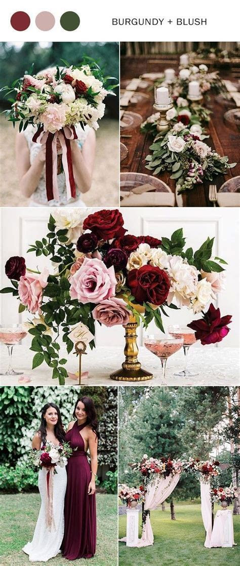 Top 10 Wedding Color Ideas for 2019 Trends   Wedding ideas