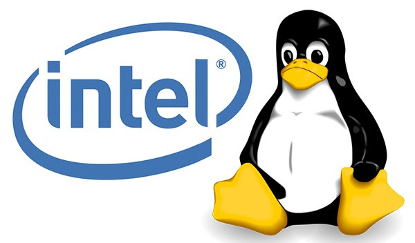 Tux the Penguin laments Intel's decision on Linux