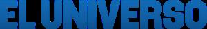 Español: Logo del diario El Universo.