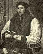 Archbishop Thomas Cramner (1489-1556)