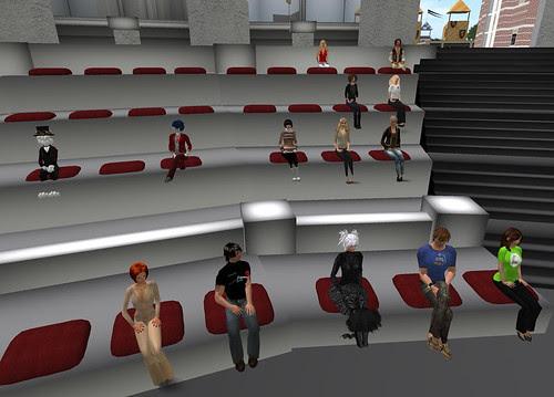 VWER audience 11 November