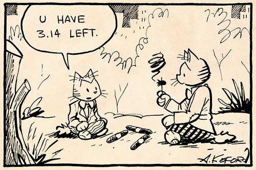 Laugh-Out-Loud Cats #1917 by Ape Lad