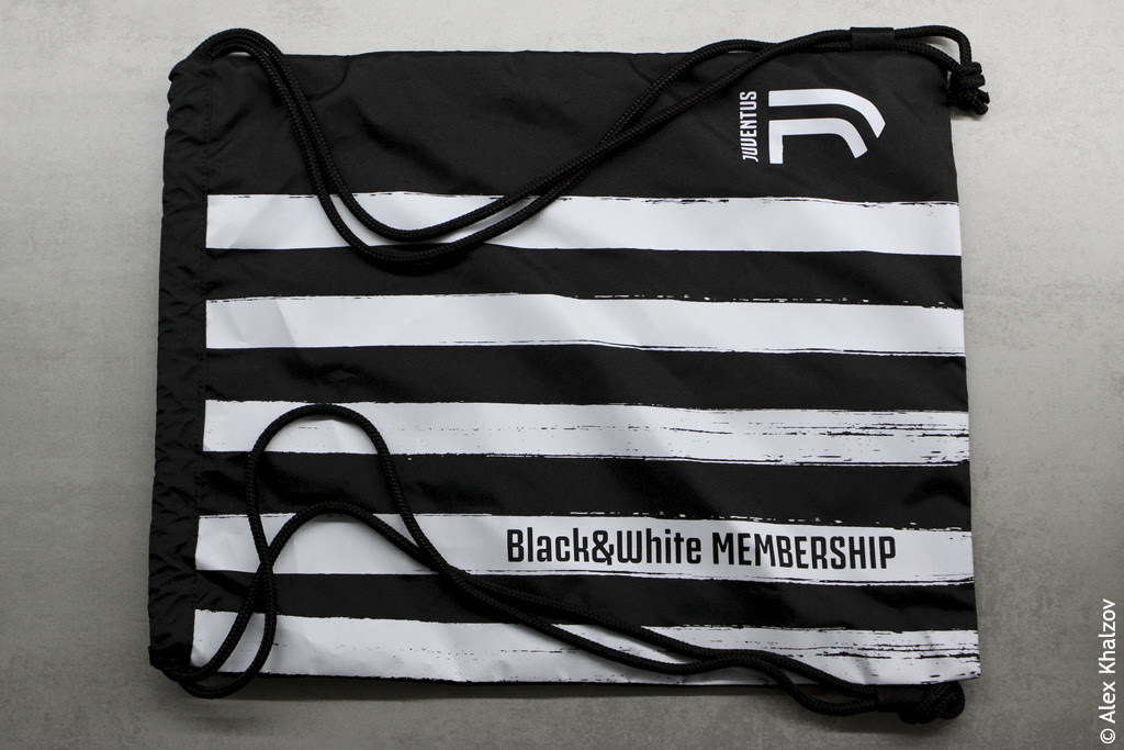 Juventus Black & White Membership