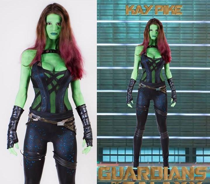 ToyLab: Gamora Cosplay from Kay Pike