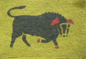 11th Armoured Division Arm Patch