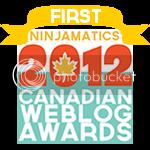2012 Canadian Weblog Awards winners