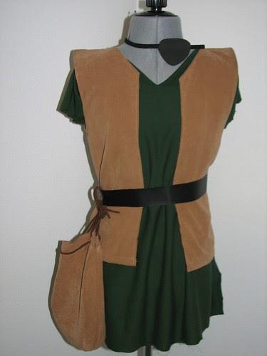 September Stashbusting: Vest, belt, pouch